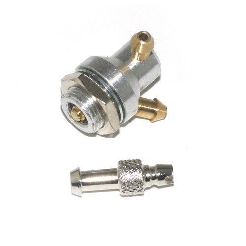 Dubro 334 Abastecedor Kwik-Fill Fueling Valve (Glo-Fuel)