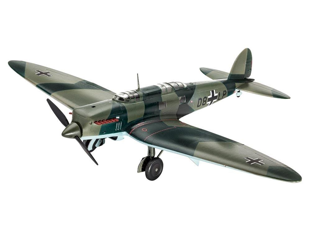 Heinkel HE70 F-2 - 1/72 CÓDIGO: REV 03962