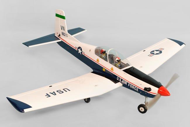 AEROMODELO Beechcraft - T-6 Texan II 46-55 - Escala 1/7