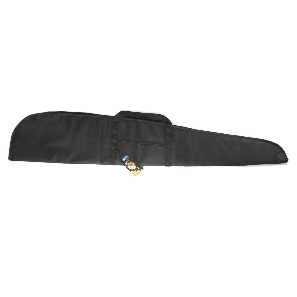 Bolsa Almofadada para Carabina com luneta 1.30m - Preta