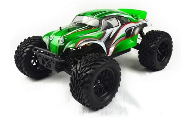 RH - AUTOMODELO Mega Monster Truck BAJA