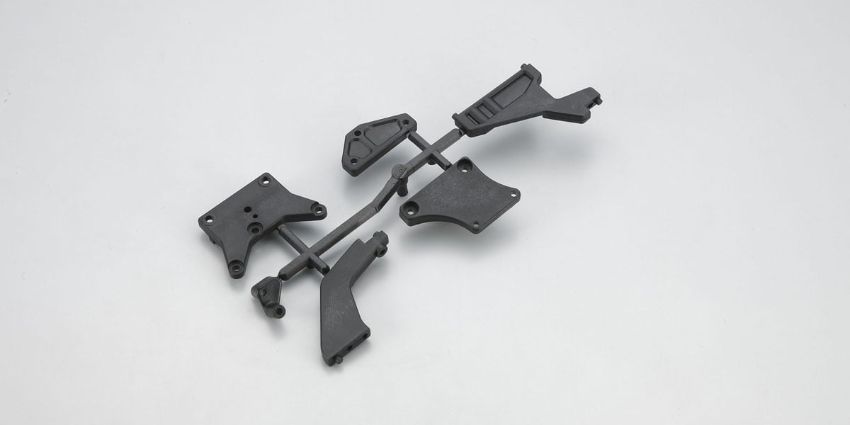KYOSHO - TR105 - Upper Plate Set(DBX/DST)