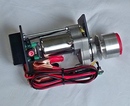 FLM - Starter elétrico para motores grandes - 20-60CC