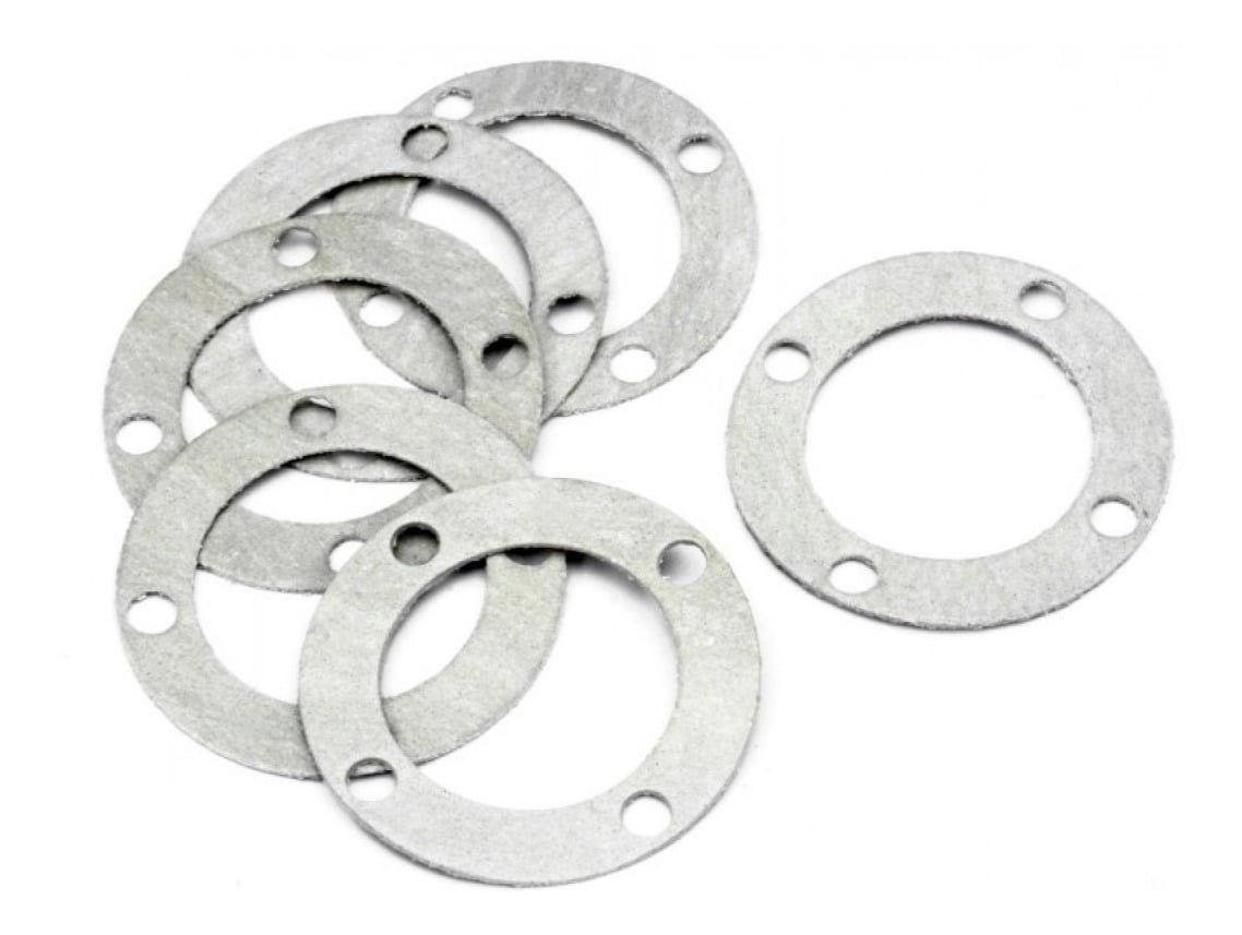 HPI86099 - Diff. Case Washer 0.7mm (6) Savage