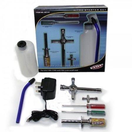 HSP - Kit Start Nitro