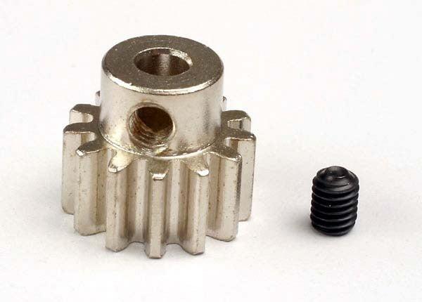 Trax 3943 - Pinhão Metal 14t 32pitch Eixo 5mm Slash Traxxas