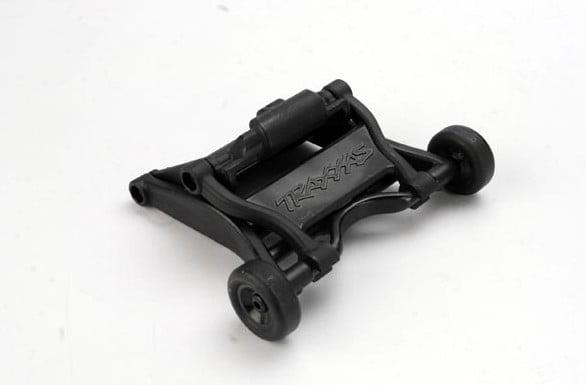 TRAX 4975 - Wheelie bar, assembled (fits all T-Maxx® and E-Maxx® trucks)