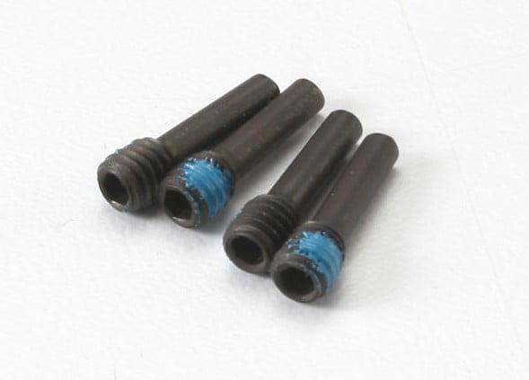TRAX 5189 - Screw pins, 4x13mm (with threadlock) (4)