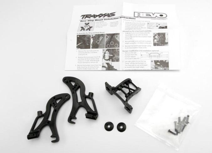 TRAX 5411 - Wing mount, Revo®