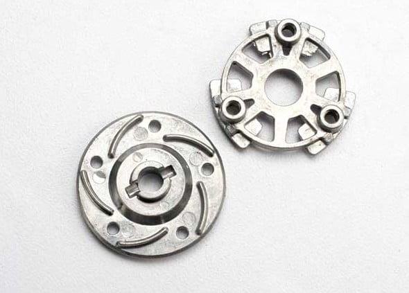 TRAX 5556 - Slipper pressure plate & hub (aluminum alloy)