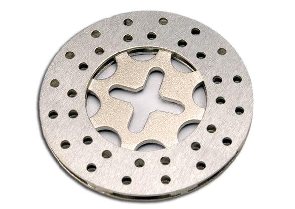 TRAX5364X - Brake disc (high performance, vented)