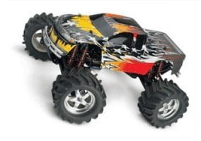 LHP-0648 - BOLHA PICK-UP SS 10 MONSTER OFF ROAD - 160MM