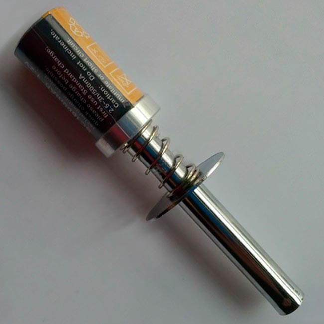 FLM - Ni-Starter - Acendedor de vela - HOT SHOT - GLOW STARTER - FLM T10029