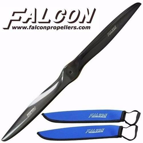 HELICE FIBRA DE CARBONO FALCON 29X9 GAS BLADE PROPELLER