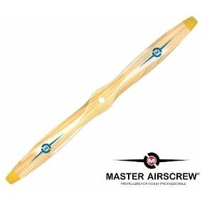 HELICE MADEIRA MASTER AIRSCREW 20X6 BEECHWOOD