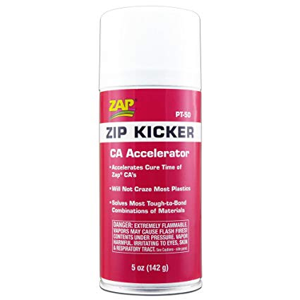 ZAP - ZIP KICKER - ACELERADOR DE CA - PT-50