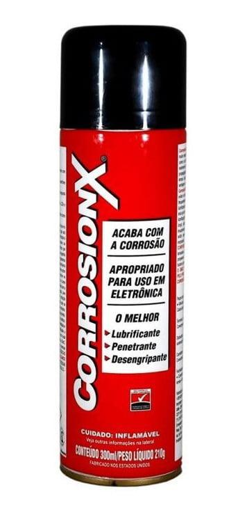 CORROSION X VERMELHO 300ml