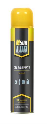 DESENGRIPANTE M500 LUB 300ML AEROSSOL