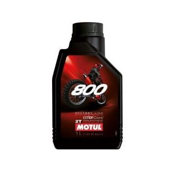 MOTUL - Óleo Motul 800 2t Fact Line Off Road Moto Sintético