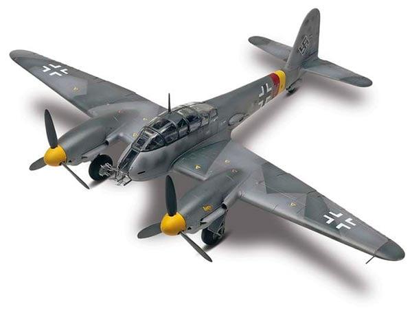 Messerschmitt Me 410B-6/R-2 - 1/48  CÓDIGO: REV 855990