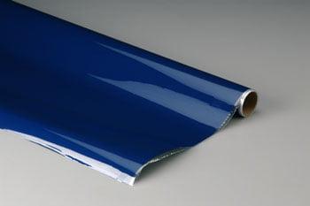TOP FLITE - Plástico termoadesivo Monokote (66 x 182 cm) - Azul (Insignia Blue) - MONOKOTE INSIGNIA BLUE - TOPQ 0207