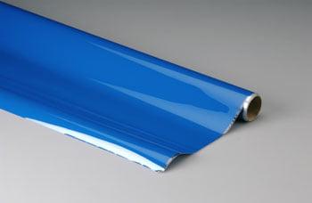 TOP FLITE - Plástico termoadesivo Monokote (66 x 182 cm) - Azul Royal - MONOKOTE ROYAL BLUE - TOPQ 0221
