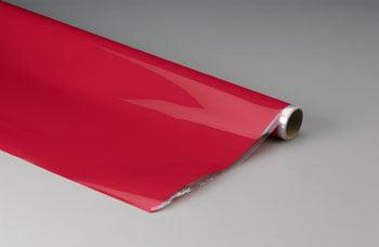 TOP FLITE - Plástico termoadesivo Monokote (66 x 182 cm) - Vermelho (True Red) - MONOKOTE TRUE RED - TOPQ 0227