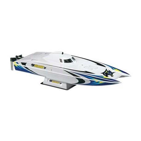 NAUTIMODELISMO AquaCraft Wildcat Brushless Catamaran RTR