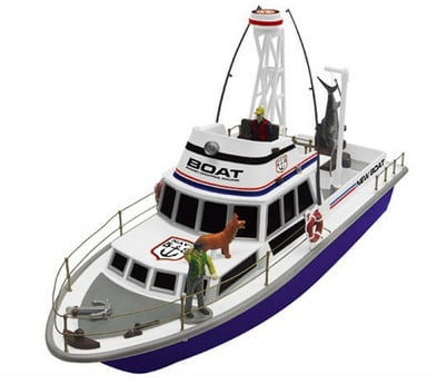 REB - BARCO PESQUEIRO - Ocean Star 1:20 electric RC EP Boat - 32513