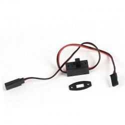 TEAM TITAN TT42005 - Chave Plug Switch Liga Desliga C/ Carregamento