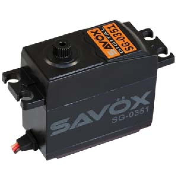 SERVO DIGITAL SAVOX SG-0351 DC Motor