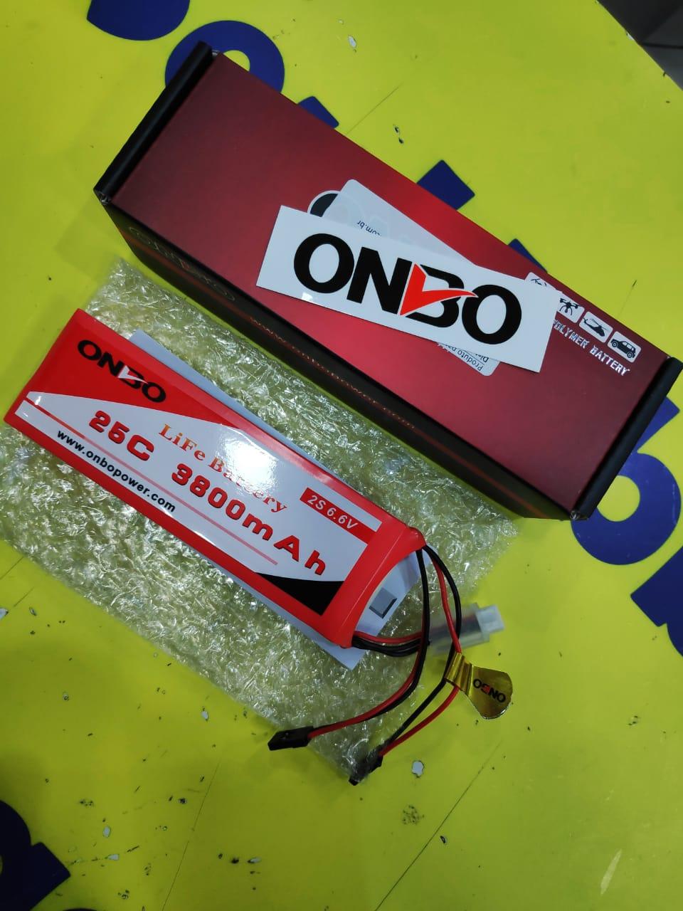 ONBO - BATERIA ONBO LIFE 6,6V 3800MAH