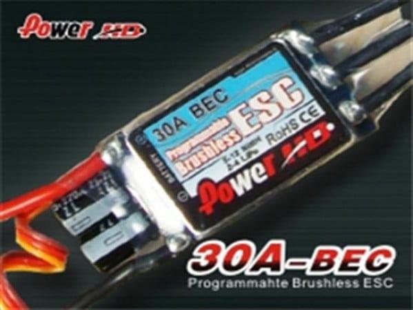 ESC 30A PowerHD