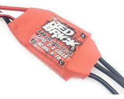 Red Brick 50A ESC