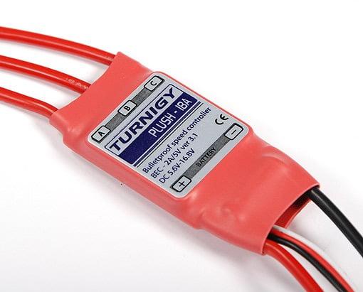TURNIGY - ESC Speed Control Plush 18A c/ BEC