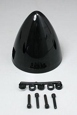 DUBR 285 - Spinner 2 1/2 Nylon Preto
