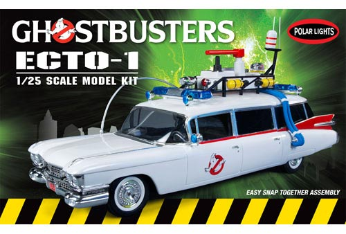 POLAR LIGHTS - Ghostbusters Ecto-1 - Snap - 1/25 - POL914