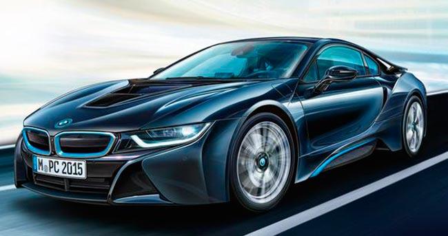 REVELL - BMW i8 - 1/24 - 07008