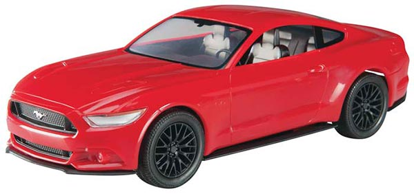 REVELL - Mustang GT 2015 Red - 1/25 - SNAPTITE