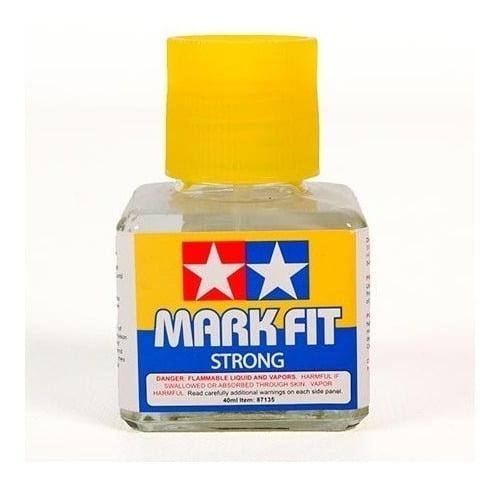 Mark Fit Strong - Tamiya - Amaciante Decalque 40ml 87135