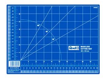 REVELL Placa de corte auto-reparável - 305 x 228mm