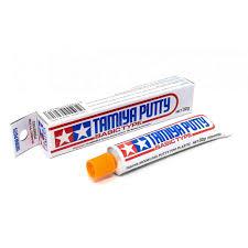 TAMIYA - Massa Putty para plastimodelos (cinza, 32g) 87053