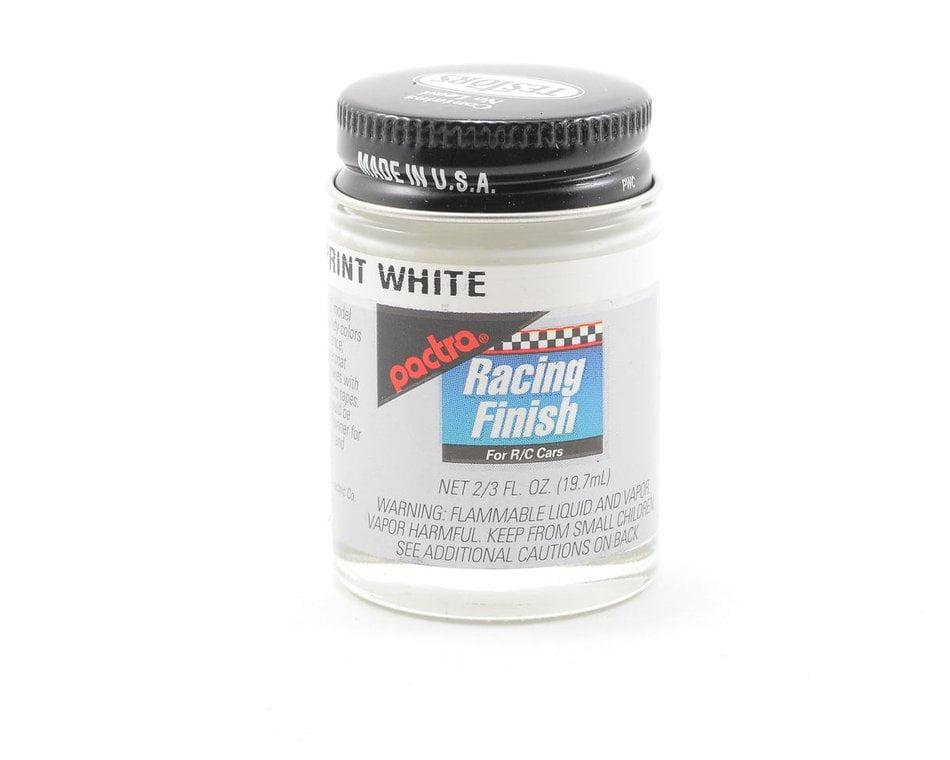 pacrc51e - SPRINT WHITE 20ML RACING FINISH