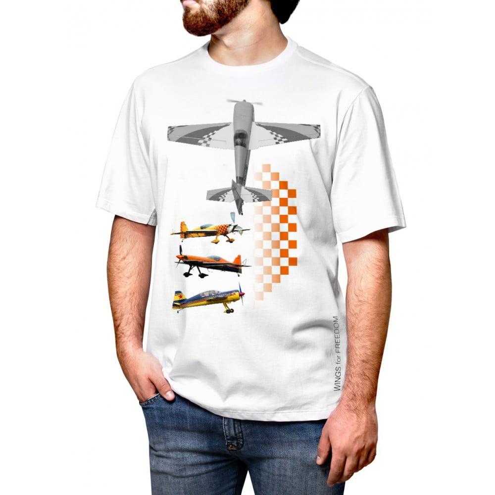 Camiseta Extra – Aeros 3D
