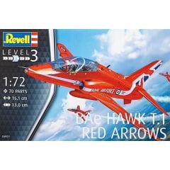 BAe HAWK T.1 Red Arrows - 1/72