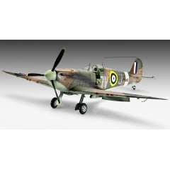 Supermarine Spitfire Mk IIa - 1/32 CÓDIGO: REV 03986
