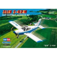 ZLIN Z-42M - 1/72 CÓDIGO: HBS ZF-80231