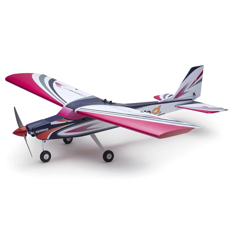 Aeromodelo Kyosho 1:6 Rc Ep/Gp Calmato Alpha 40 Trainer Toug