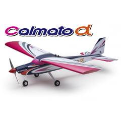 Aeromodelo Kyosho 1:6 Rc Ep/Gp Calmato Alpha 40 Trainer Toughlon Roxo