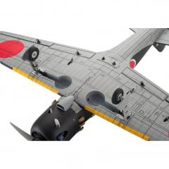 Aeromodelo Kyosho 1:8 Rc Gp50 Sqs Warbird Zero Arf